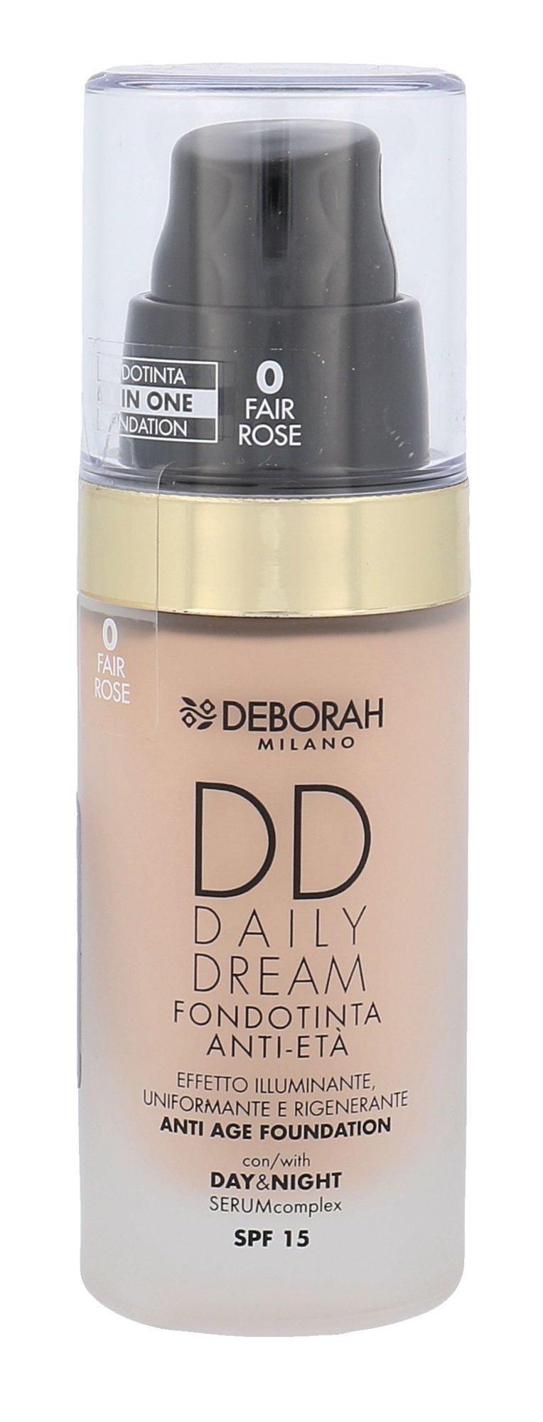 Deborah Milano DD Daily Dream Cosmetic 30ml 0 Fair Rose