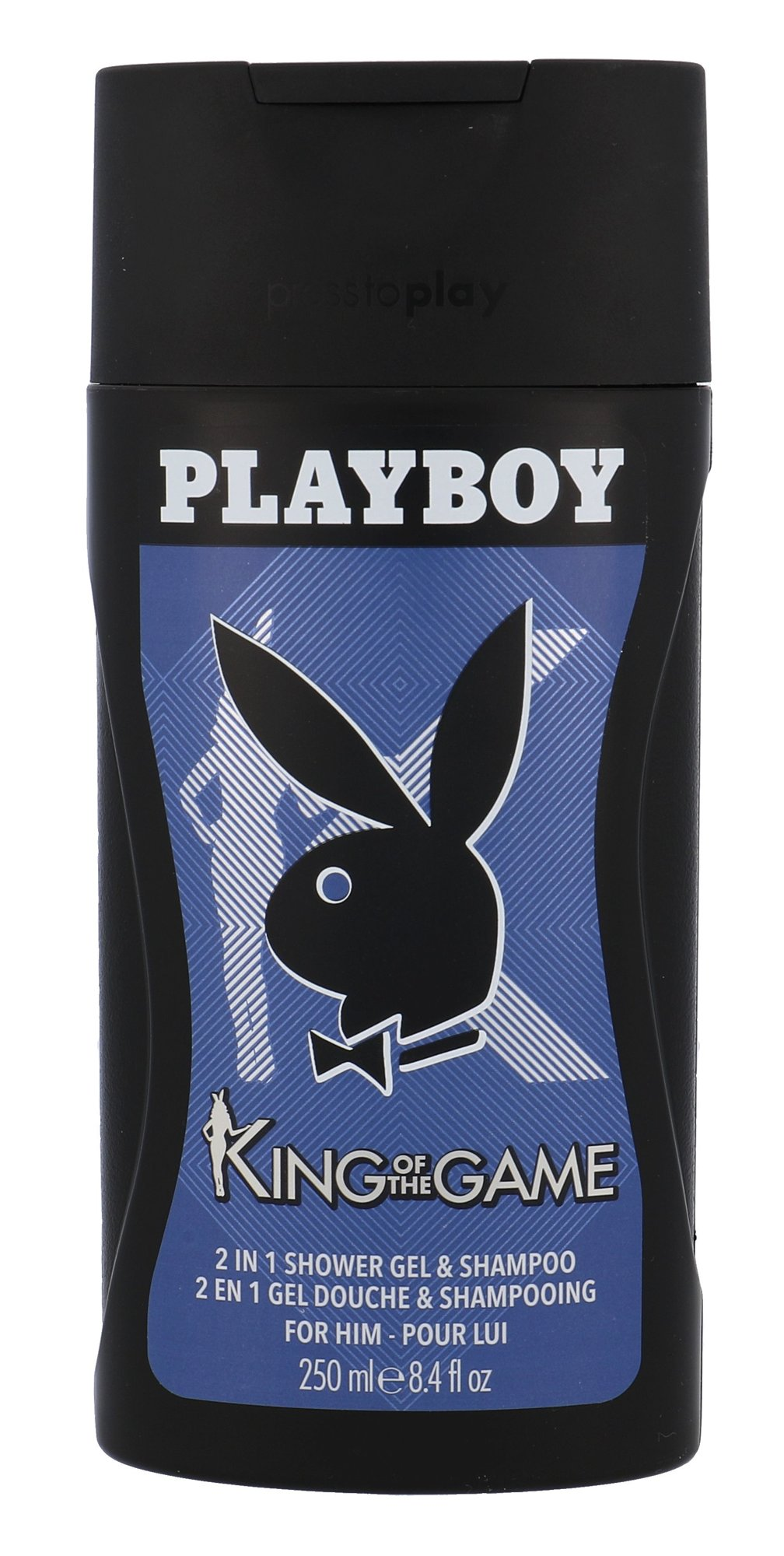 Playboy King of the Game For Him Shower gel 250ml
