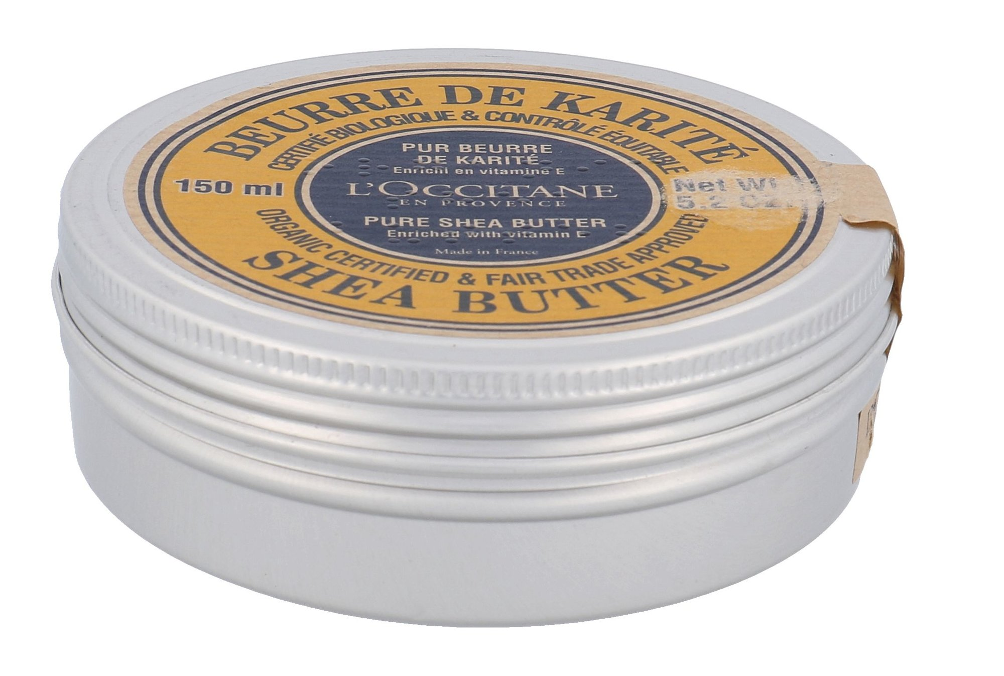 L´Occitane Shea Butter Cosmetic 150ml