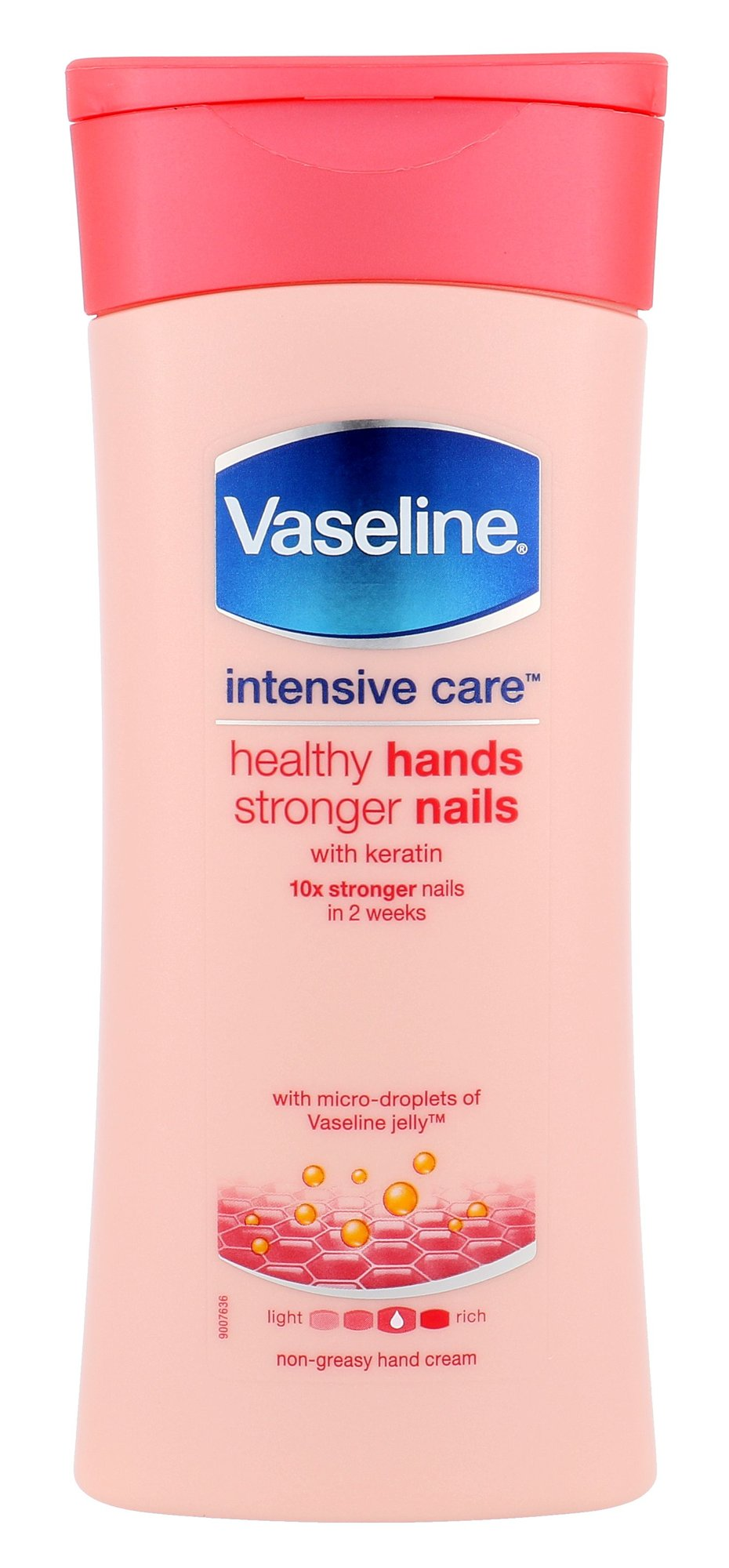 Vaseline Intensive Care Cosmetic 200ml  Healthy Hands Stronger Nails
