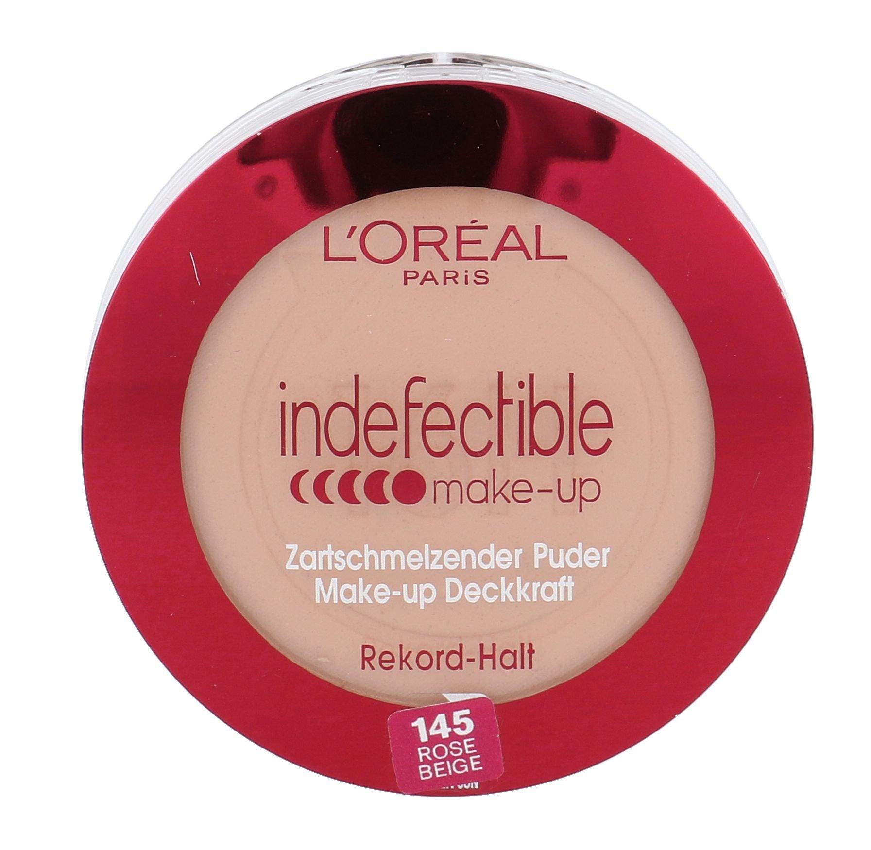 L´Oréal Paris Infallible Cosmetic 9ml 145 Beige Doré