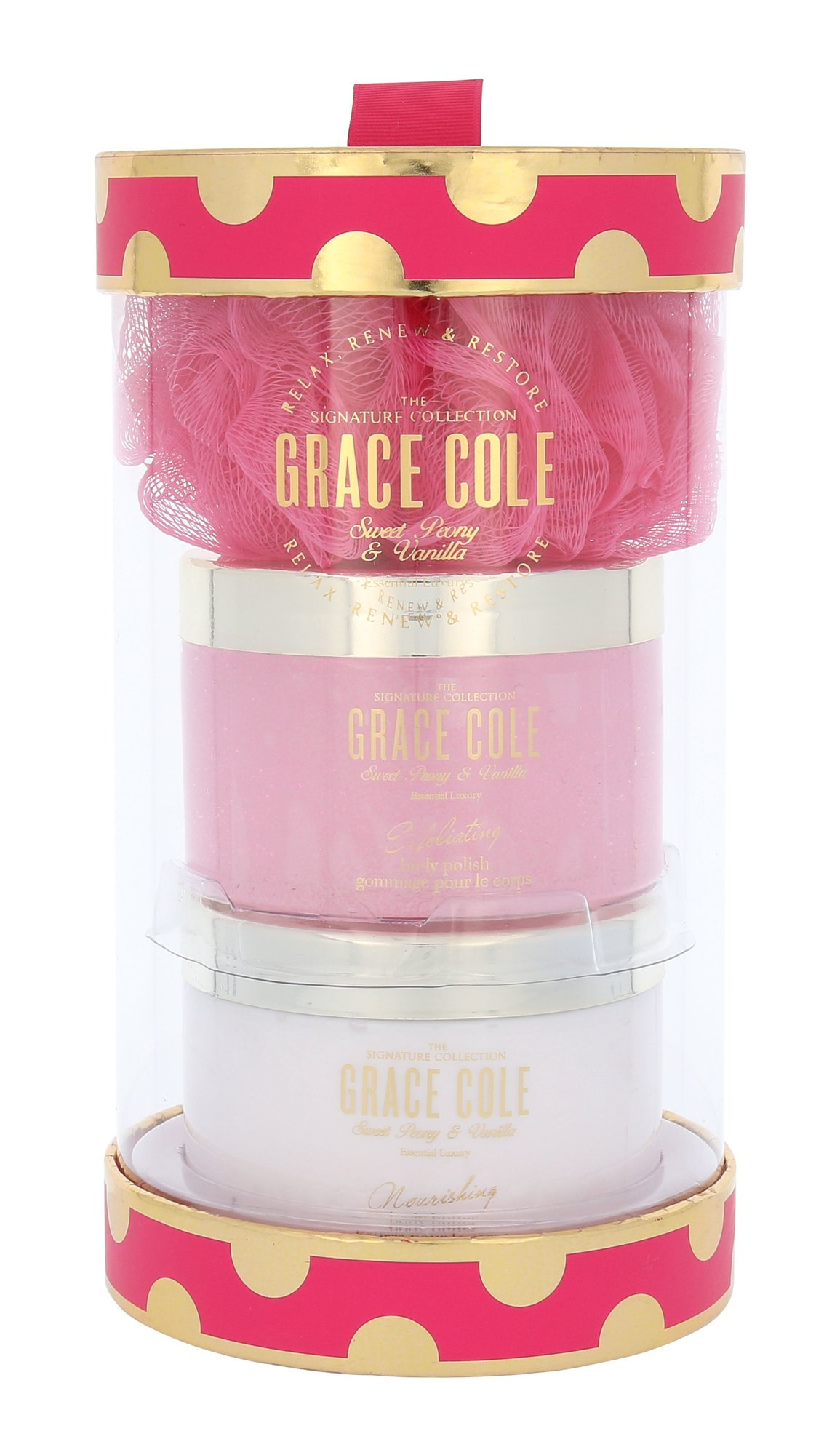 Grace Cole Sweet Peony & Vanilla Cosmetic 300ml