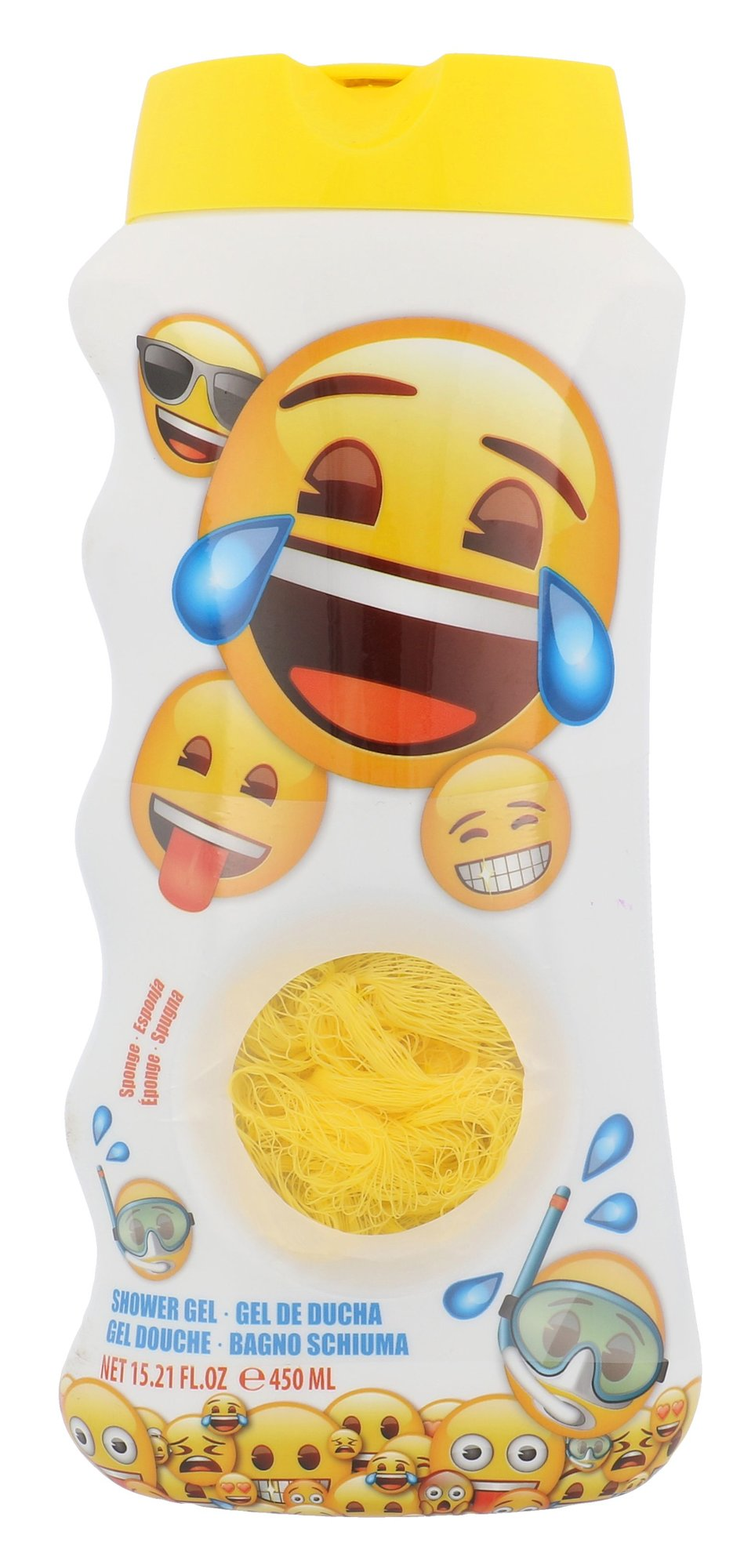 Emoji Emoji Shower gel 450ml