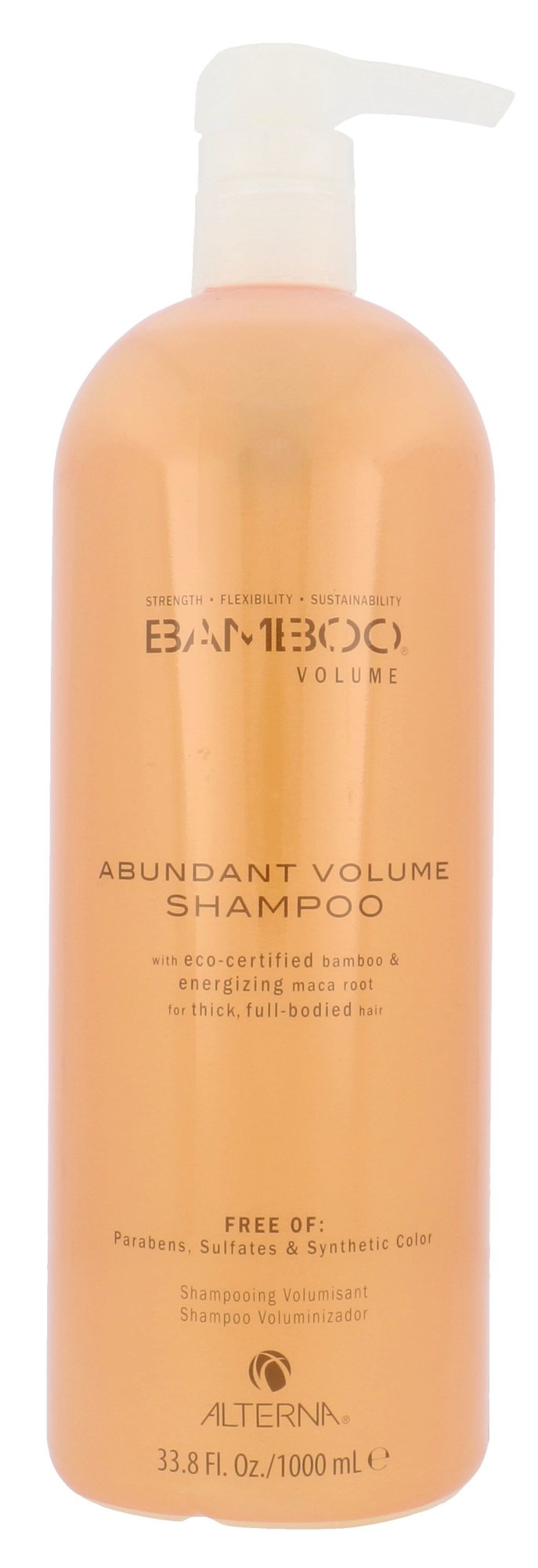 Alterna Bamboo Volume Cosmetic 1000ml