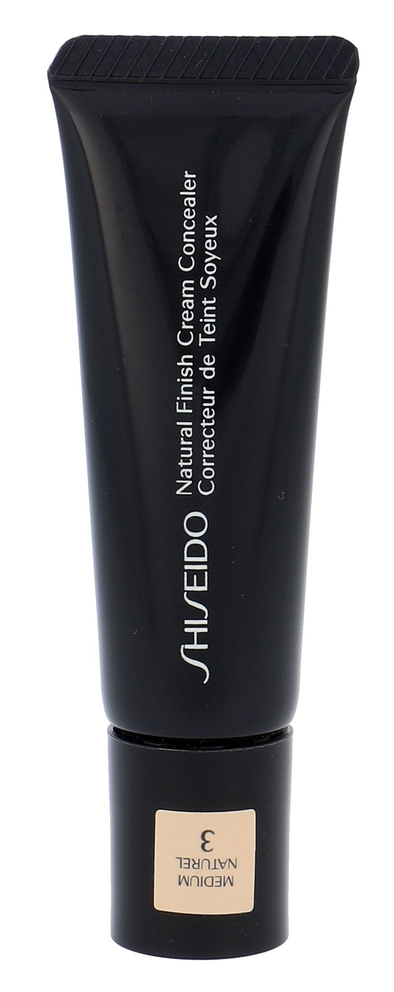 Shiseido Natural Finish Cosmetic 10ml 3 Medium