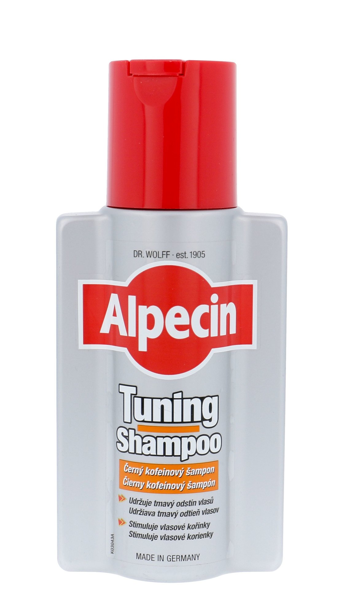 Alpecin Tuning Shampoo Cosmetic 200ml