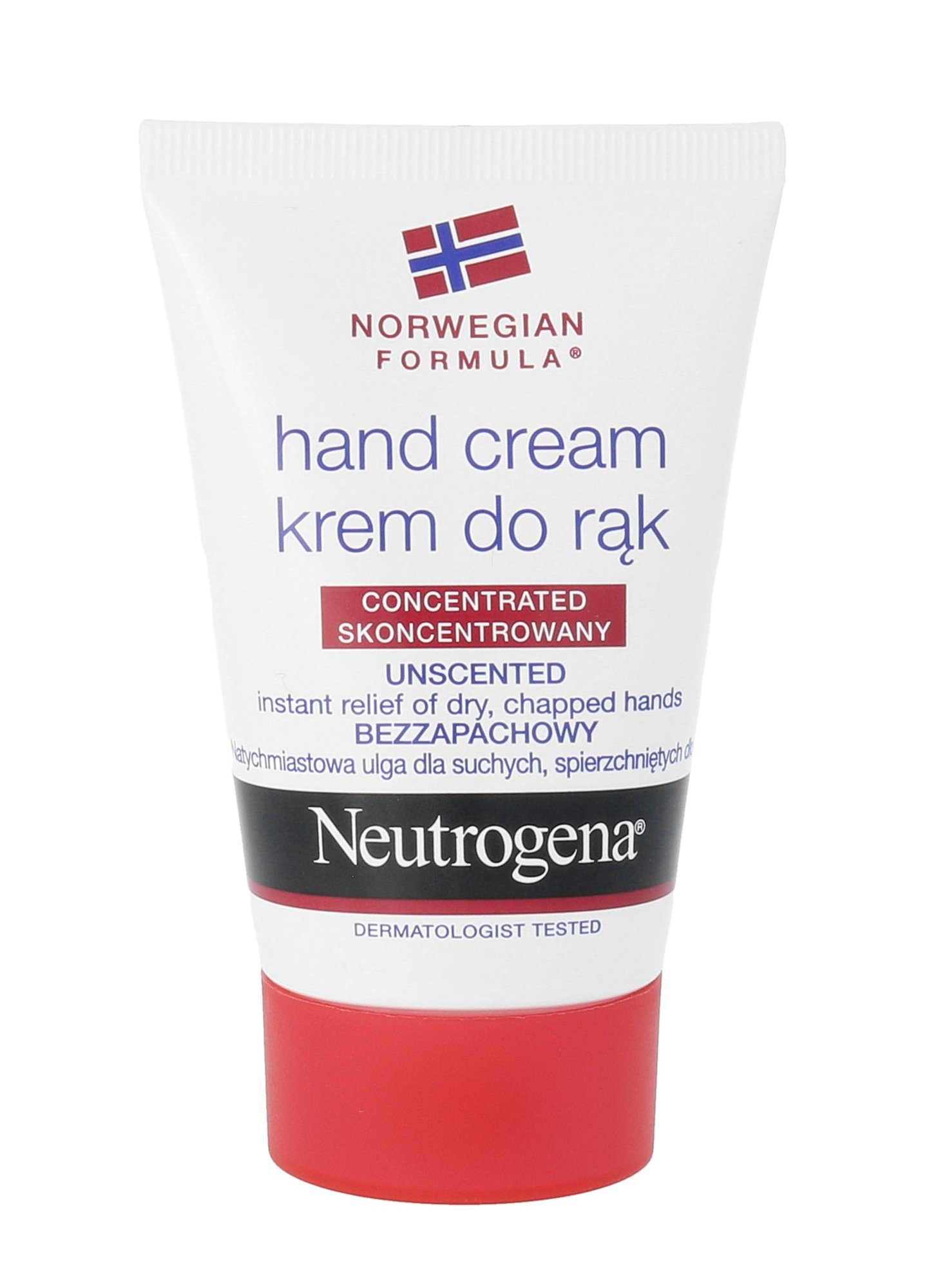 Neutrogena Norwegian Formula Cosmetic 50ml  Unscented Hand Cream