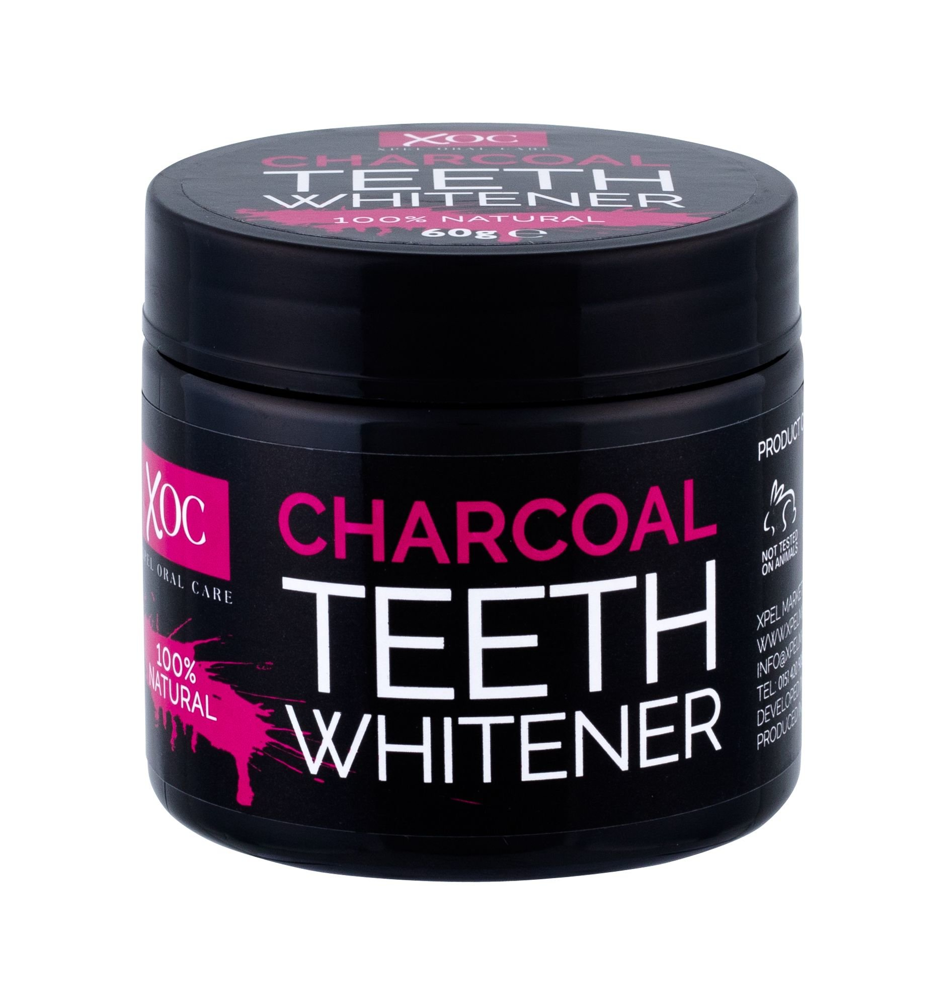 Xpel Oral Care Cosmetic 60ml  Charcoal Teeth Whitener