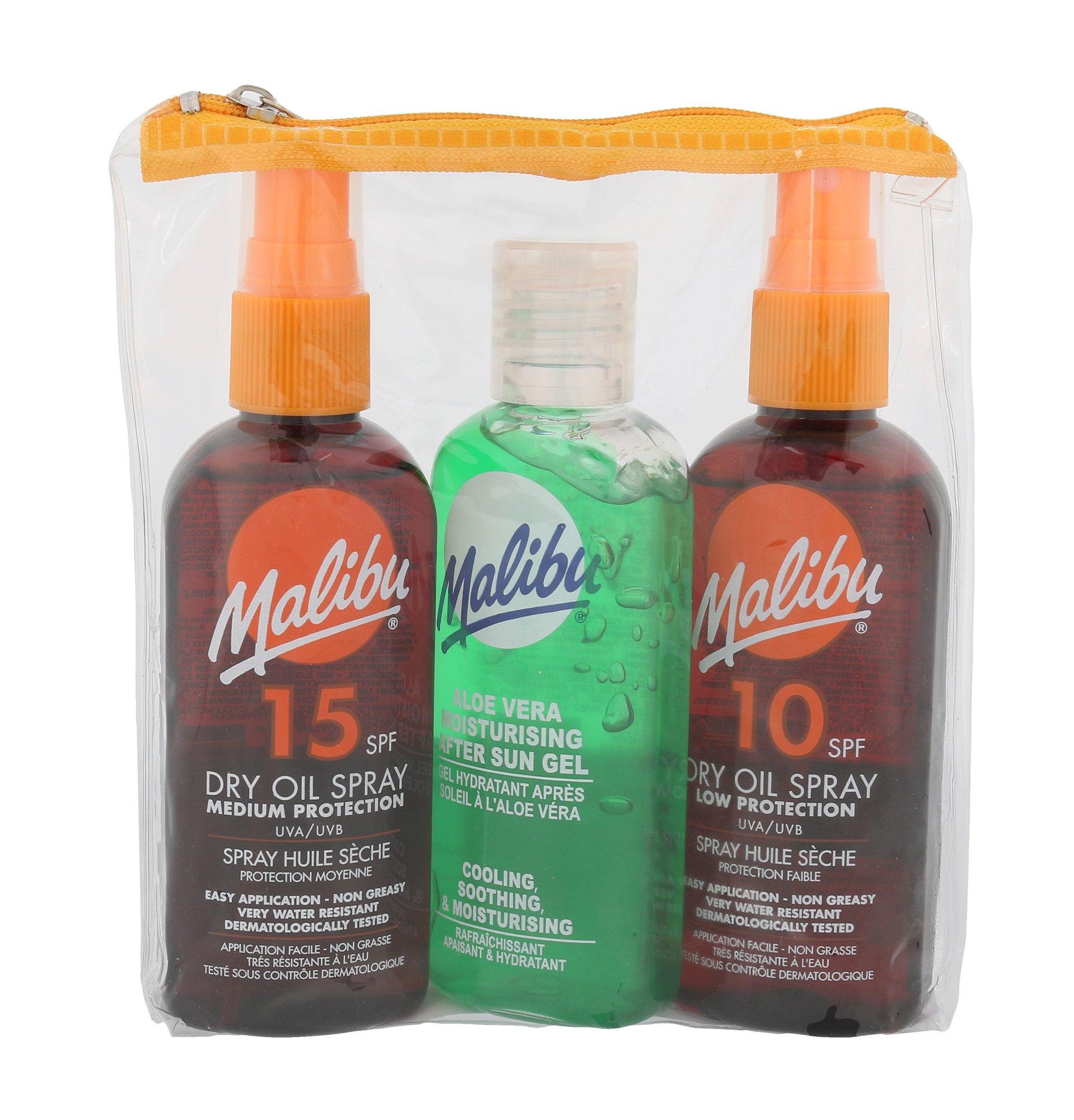 Malibu Dry Oil Spray Cosmetic 100ml