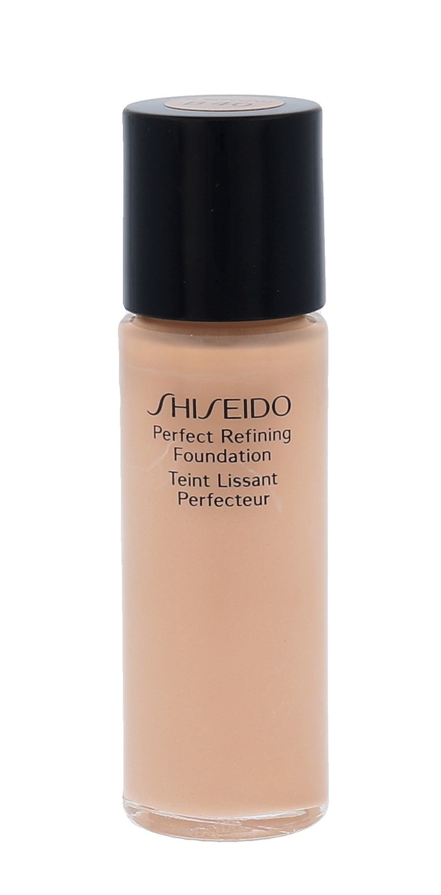 Shiseido Perfect Refining Foundation Cosmetic 15ml B40 Natural Fair Beige