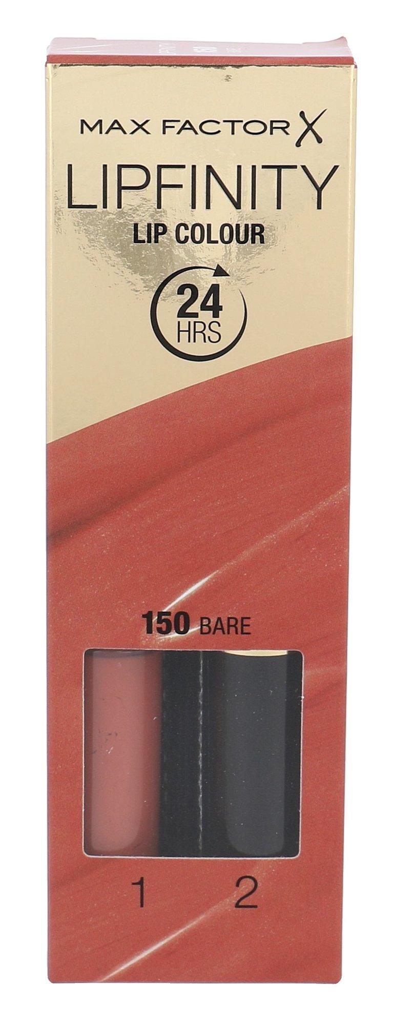 Max Factor Lipfinity Cosmetic 4,2ml 150 Bare
