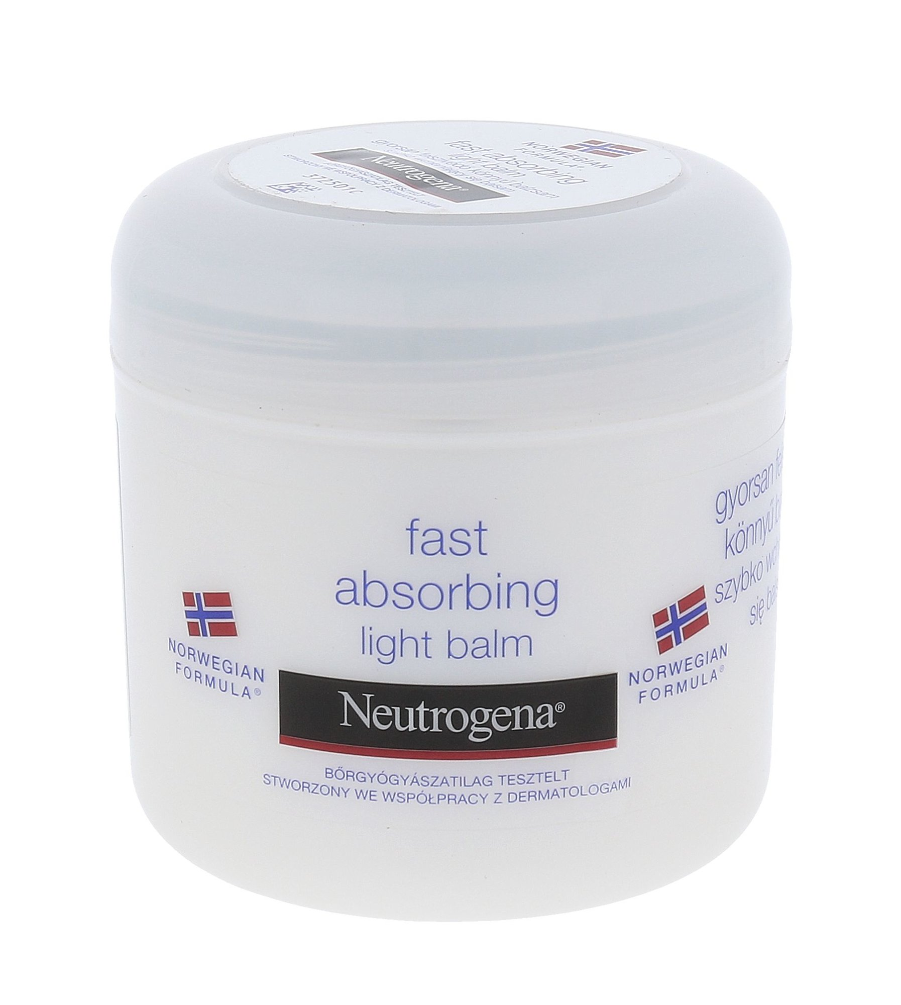 Neutrogena Norwegian Formula Cosmetic 300ml  Fast Absorbing