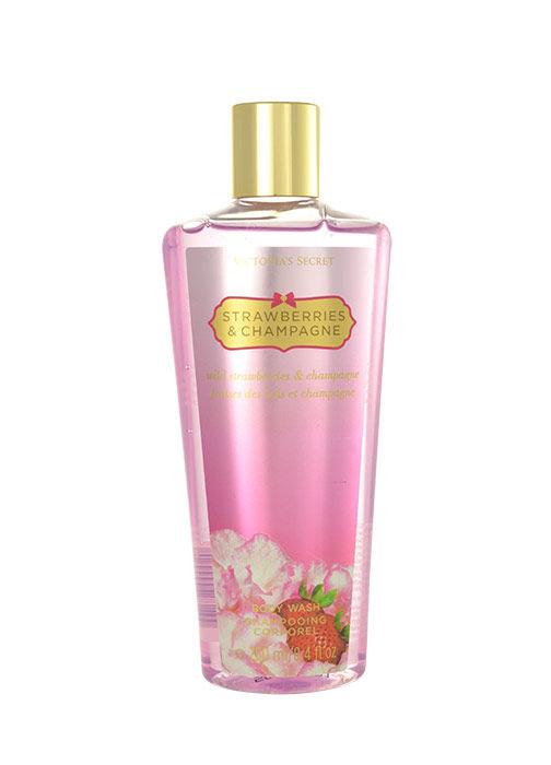 Victoria´s Secret Strawberries & Champagne Shower gel 250ml