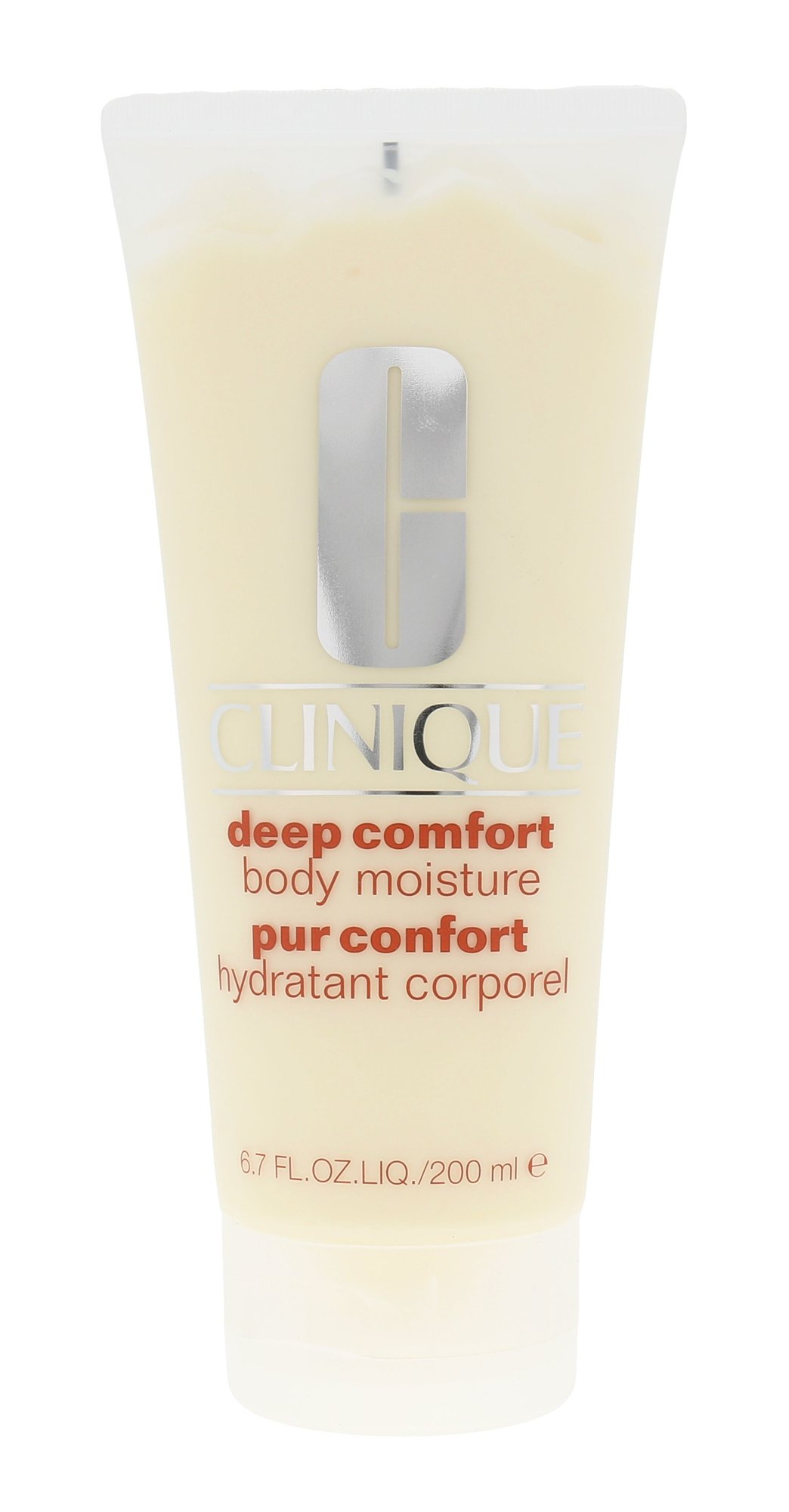 Clinique Deep Comfort Cosmetic 200ml  Body Moisture