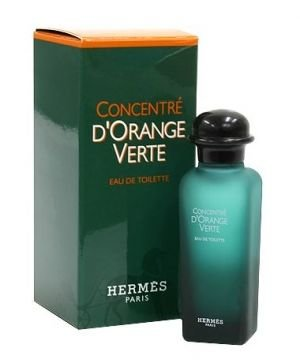 Hermes Concentré d´Orange Verte EDT 100ml