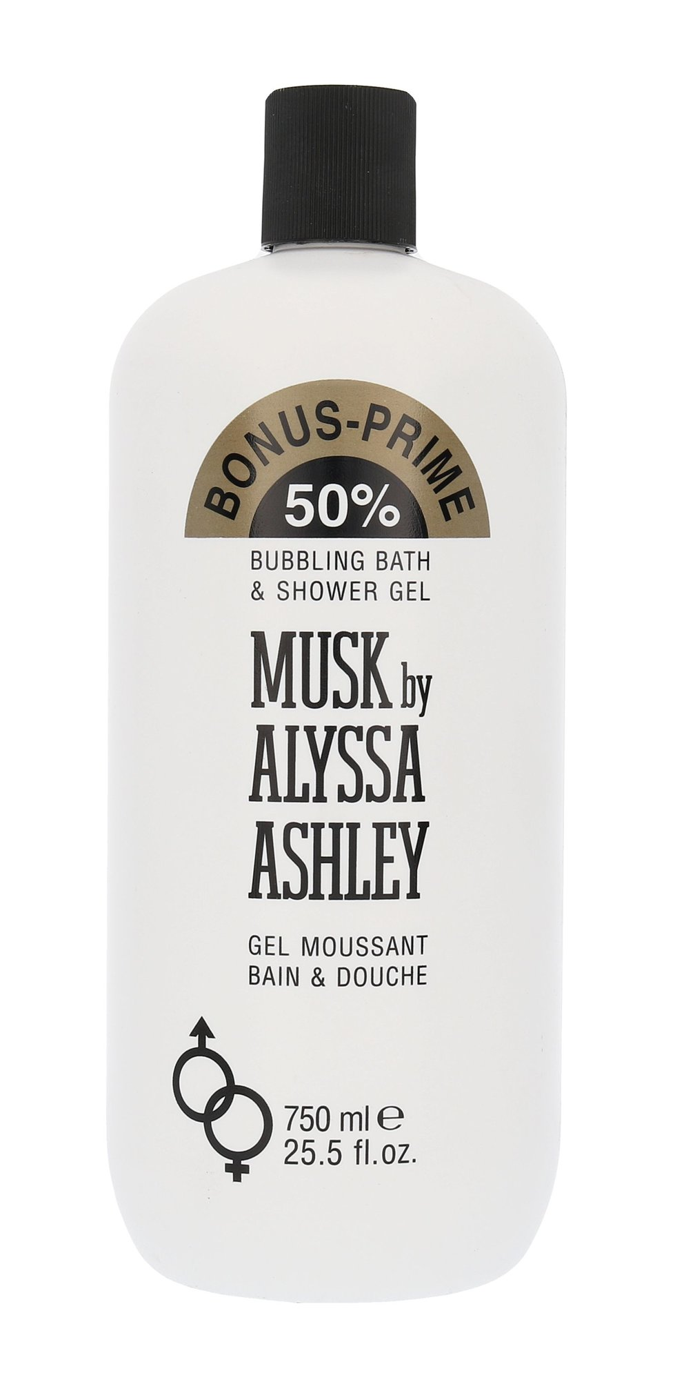 Alyssa Ashley Musk Shower gel 750ml