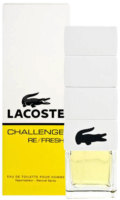 Lacoste Challenge Refresh EDT 75ml