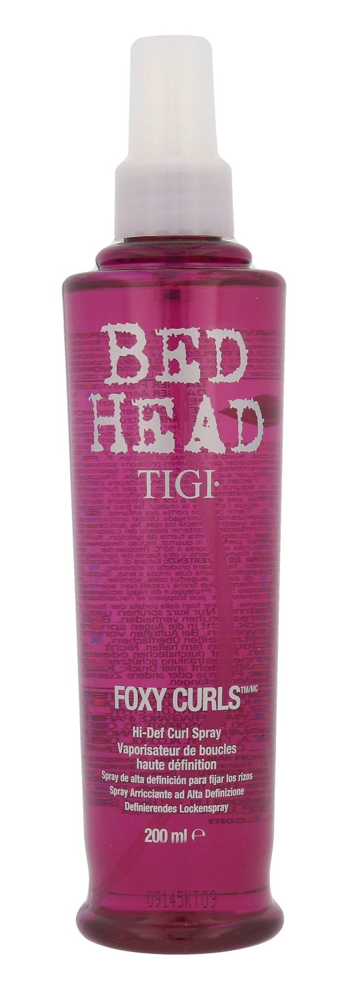 Tigi Bed Head Foxy Curls Cosmetic 200ml