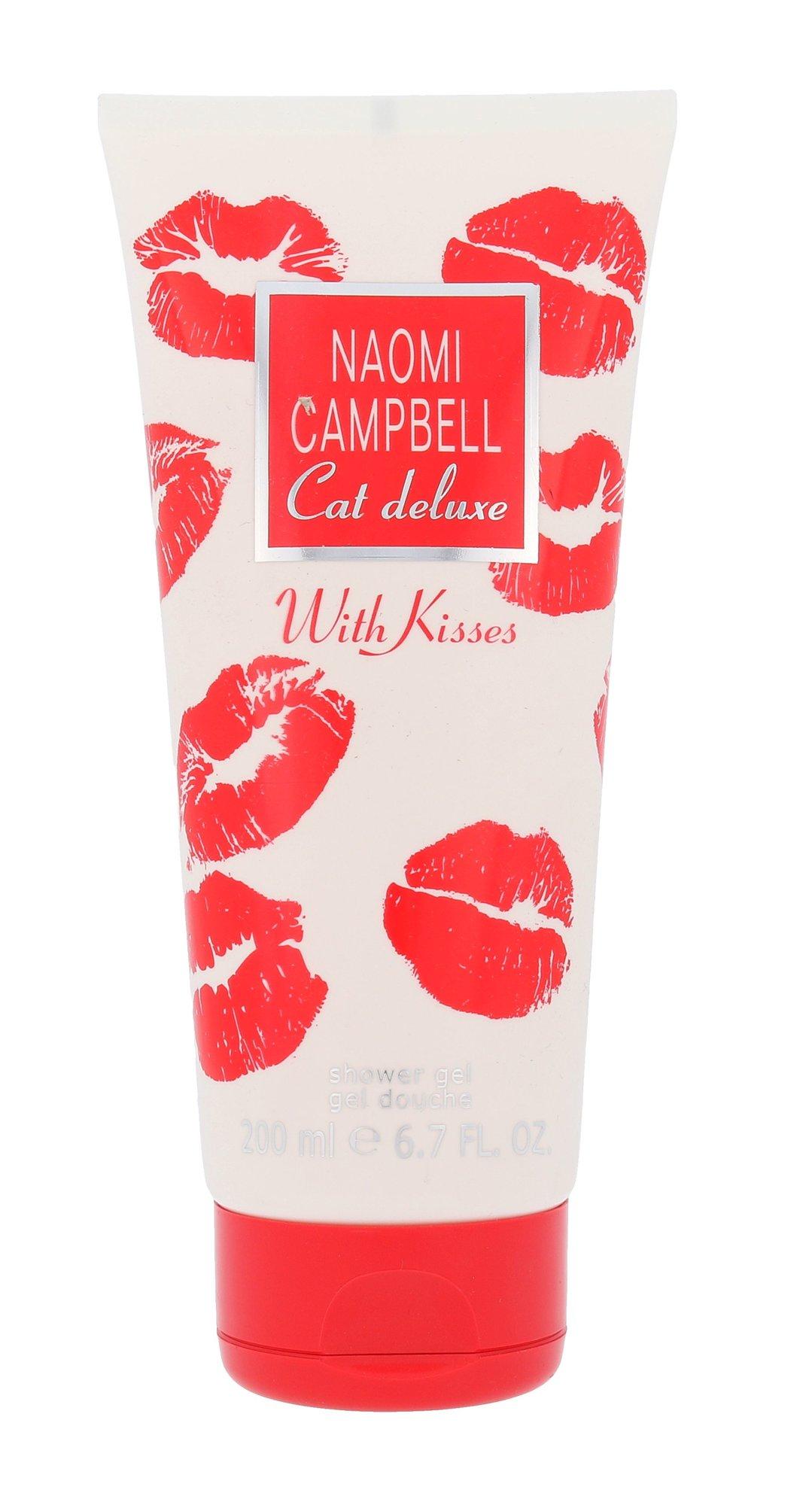 Naomi Campbell Cat Deluxe Shower gel 200ml