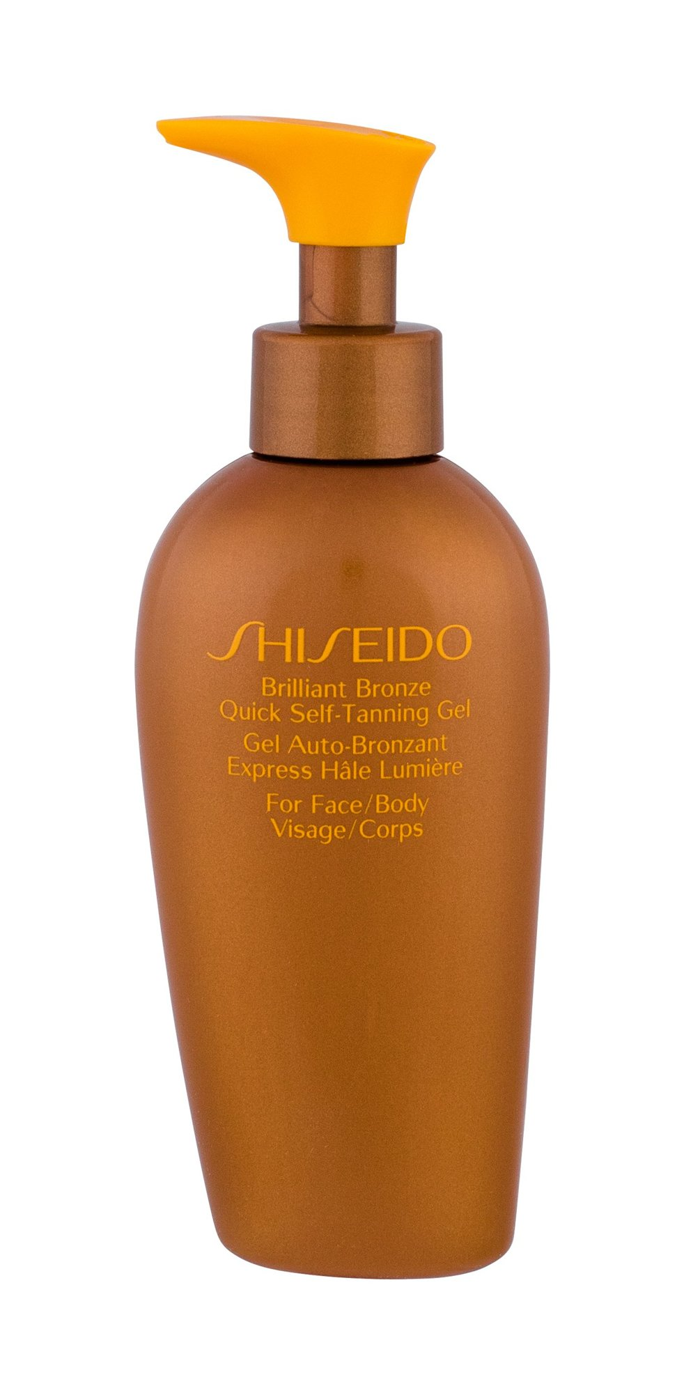 Shiseido Brilliant Bronze Cosmetic 150ml