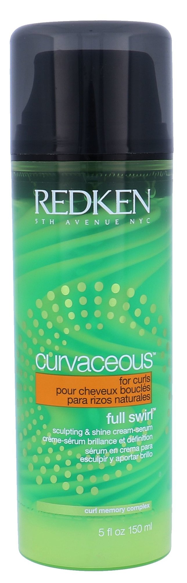 Redken Curvaceous Full Swirl Cosmetic 150ml