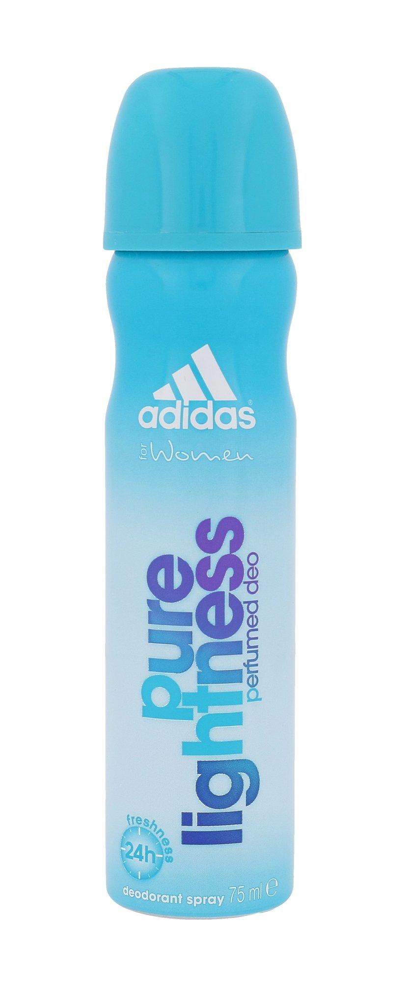 Adidas Pure Lightness For Women Deodorant 75ml
