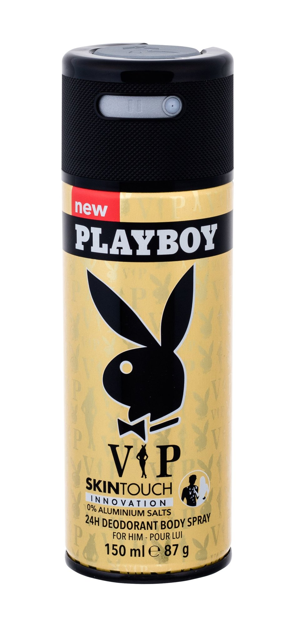 Playboy VIP For Him Deodorant 150ml