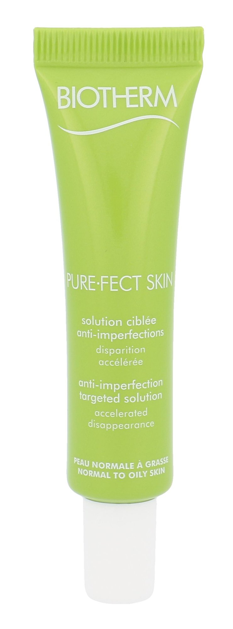 Biotherm PureFect Skin Cosmetic 15ml  Targeted Solution