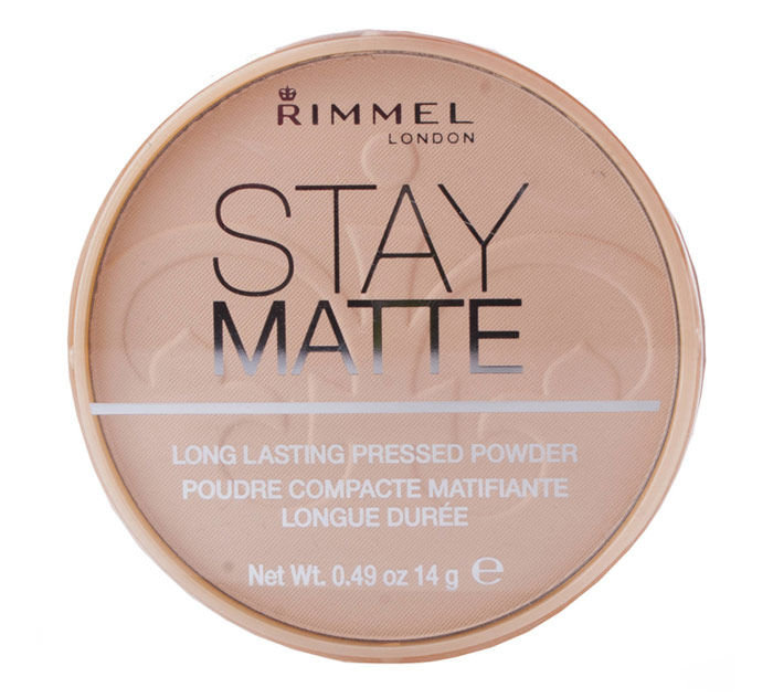 Rimmel London Stay Matte Cosmetic 14ml 002 Pink Blossom