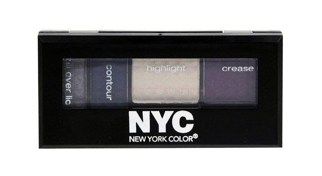 NYC New York Color Metro Quartet Cosmetic 3,4ml 795B Manhattan Island