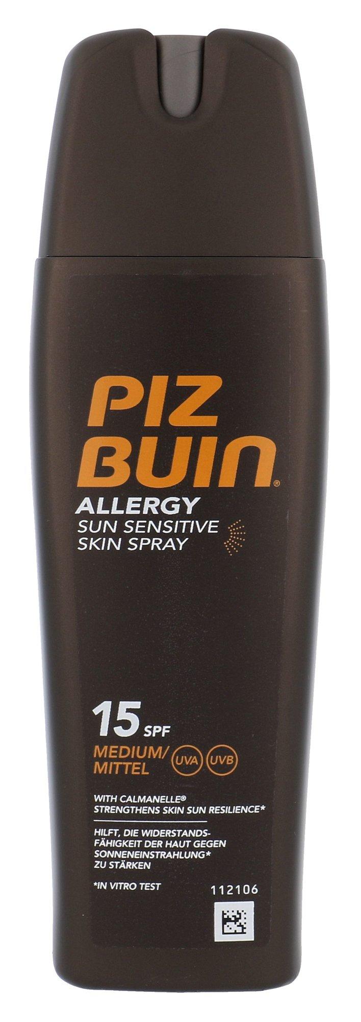 Piz Buin Allergy Spray SPF15 Cosmetic 200ml