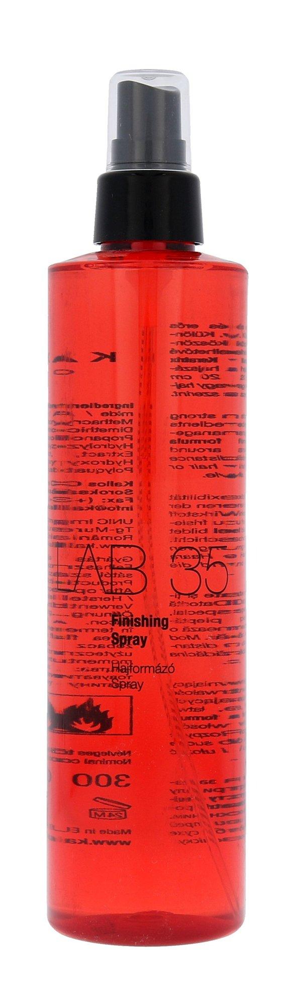 Kallos Lab 35 Finishing Spray Cosmetic 300ml
