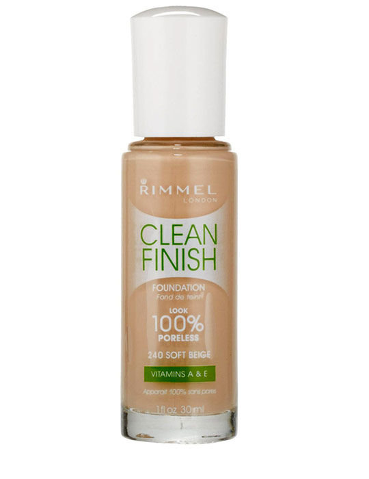Rimmel London Clean Finish Cosmetic 30ml 320 True Nude
