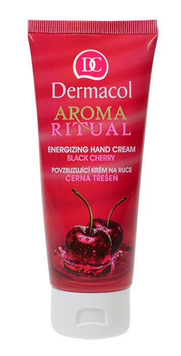 Priemonės rankoms ir pėdoms Dermacol Aroma Ritual Hand Cream Black Cherry
