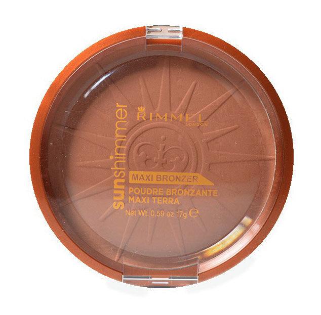 Rimmel London Sun Shimmer Maxi Cosmetic 17ml 004 Sun Star