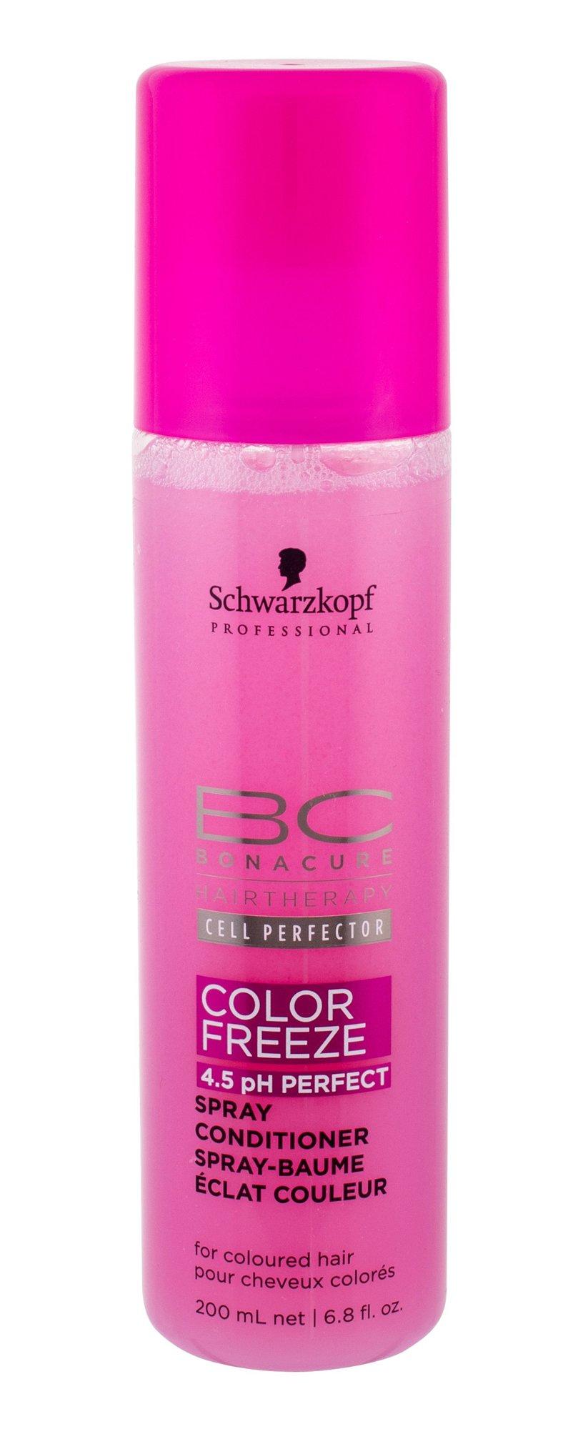 Plaukų kondicionierius Schwarzkopf BC Cell Perfector Color Freeze Spray Conditioner