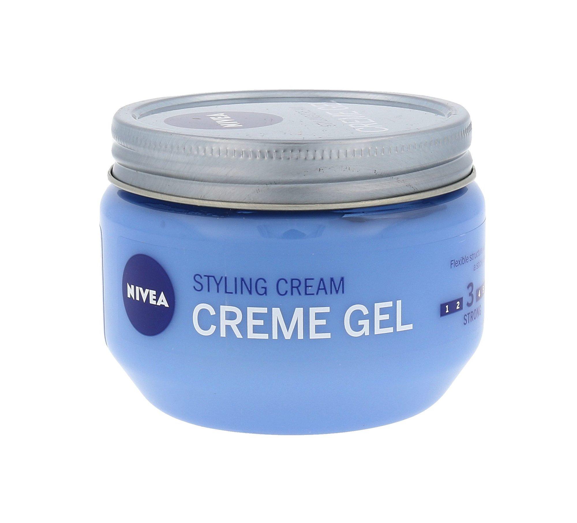 Plaukų formavimo priemonė Nivea Styling Cream Creme Gel