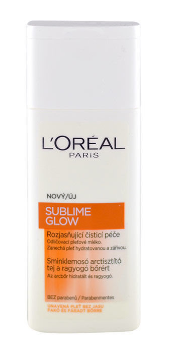 L´Oréal Paris Sublime Glow Cosmetic 200ml
