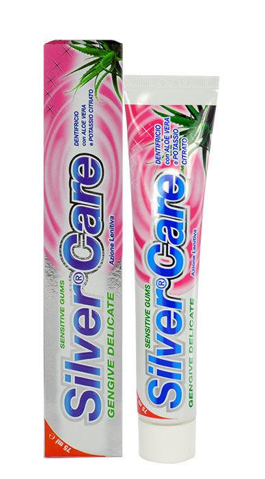 SilverCare Sensitive Cosmetic 75ml