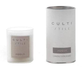 Culti Stile Aqqua scented candle 190ml