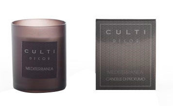 Culti Decor Mediterranea scented candle 190ml