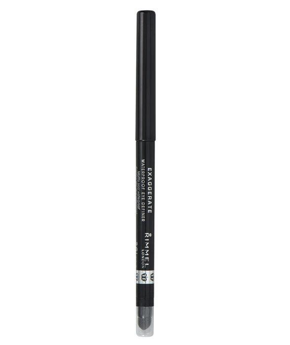 Rimmel London Exaggerate Cosmetic 0,28ml 262 Blackest Black