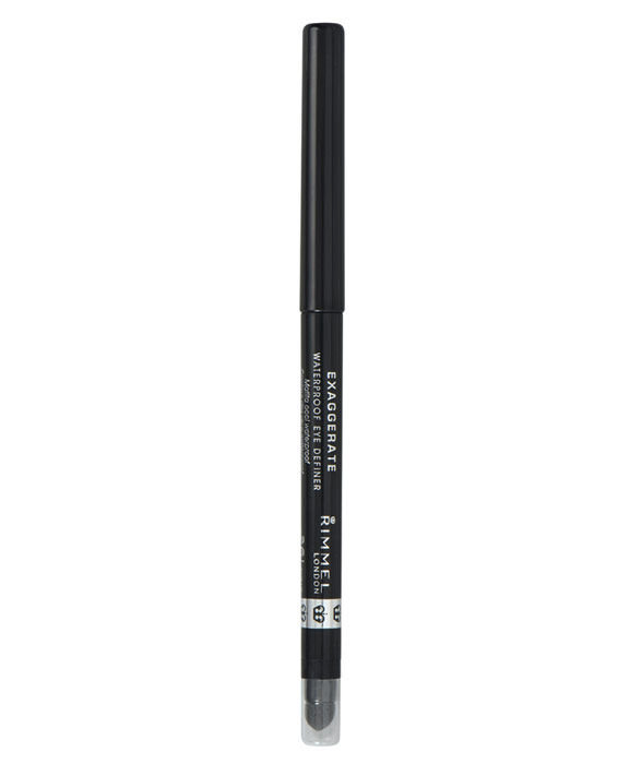 Rimmel London Exaggerate Cosmetic 0,28ml 263 Starlit Black