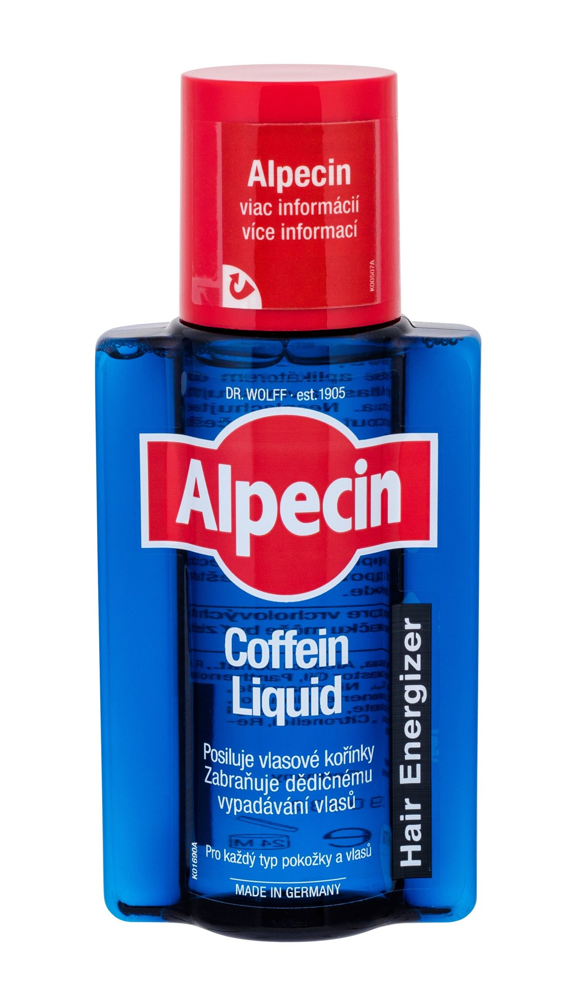 Alpecin Caffeine Liquid Cosmetic 200ml