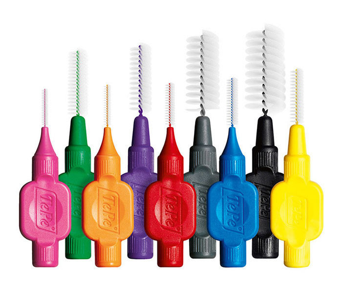 TePe Original Interdental Brush Cosmetic 8ks 1