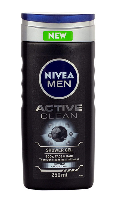 Nivea Men Active Clean Cosmetic 250ml