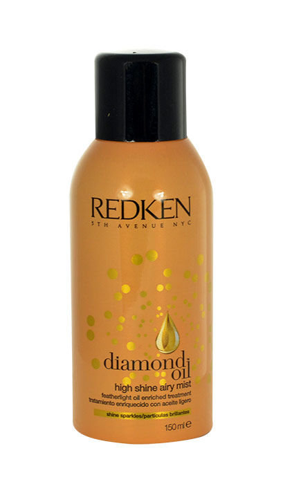 Redken Diamond Oil High Shine Airy Mist Cosmetic 150ml