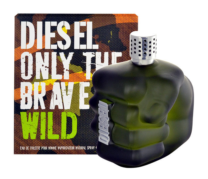 Diesel Only The Brave Wild EDT 200ml