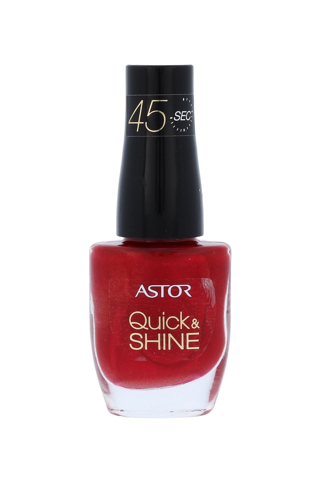 ASTOR Quick & Shine Cosmetic 8ml 306 Red Letter Day