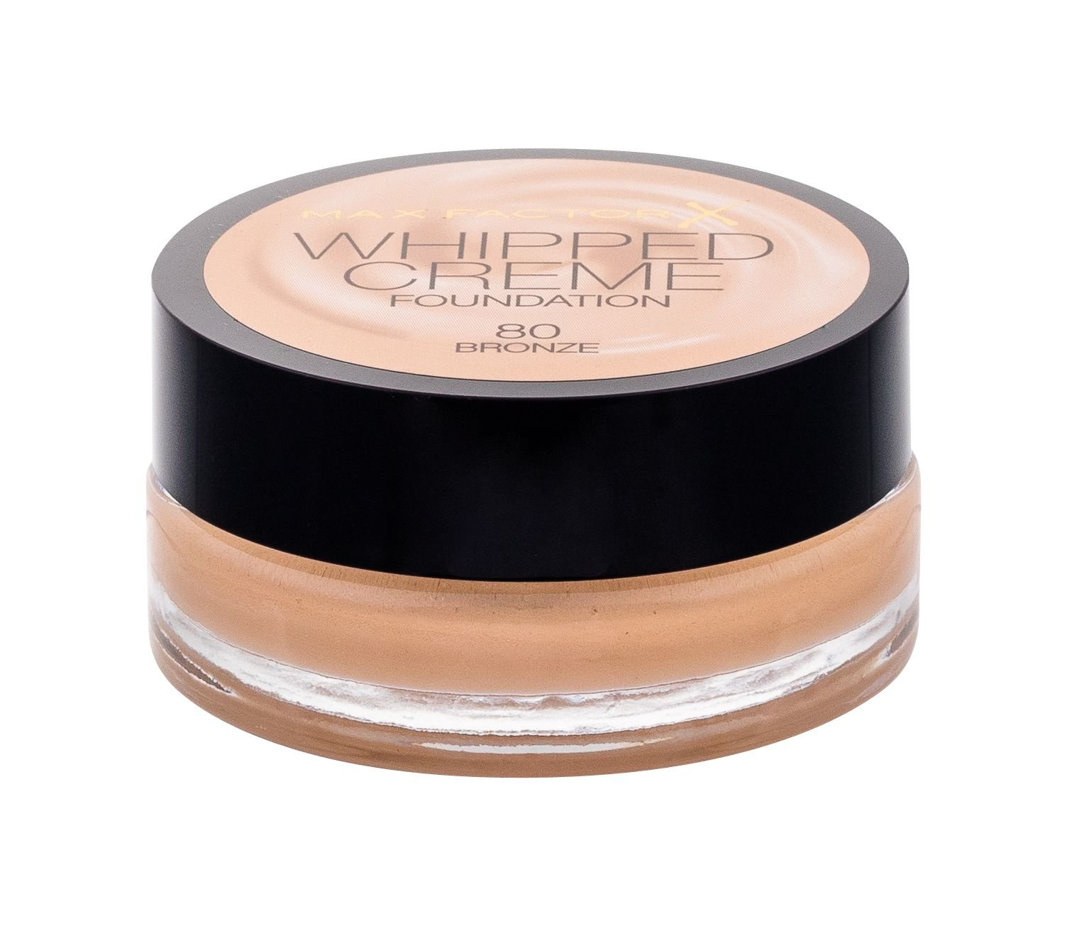 Max Factor Whipped Creme Cosmetic 18ml 80 Bronze
